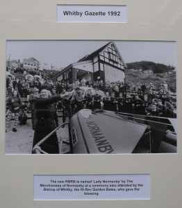 Lady Normanby Launch
